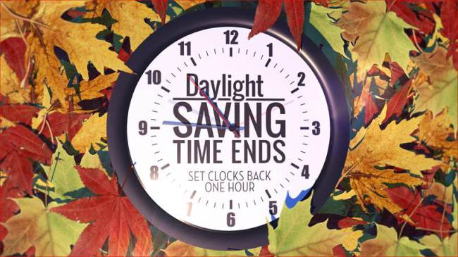 how to set daylight savings time